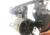 KORTH NIGHTHAWK CUST. SUPERSPORT Blue 9mm/357 RARE - 5 of 9