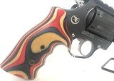 KORTH NIGHTHAWK CUST. SUPERSPORT Blue 9mm/357 RARE - 9 of 9