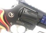KORTH NIGHTHAWK CUST. SUPERSPORT Blue 9mm/357 RARE - 8 of 9