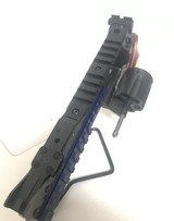 KORTH NIGHTHAWK CUST. SUPERSPORT Blue 9mm/357 RARE - 6 of 9