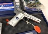 Colt 1911 O2091 .38 super Bright SS CLTO2091BSS3 - 2 of 3