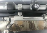 RUGER M77 HAWKEYE W/SIG SCOPE 30-06 EXCELLENT COND - 4 of 19