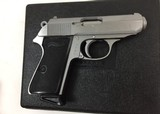 Walther PPK/S .380 acp Stainless Interarms - 6 of 7