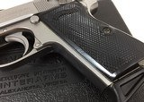 Walther PPK/S .380 acp Stainless Interarms - 3 of 7