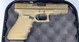 Glock 21 G21 Gen 3 .45 Auto .45 ACP Burnt Bronze cerakote - excellent cond. - 2 of 18