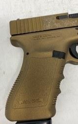 Glock 21 G21 Gen 3 .45 Auto .45 ACP Burnt Bronze cerakote - excellent cond. - 14 of 18