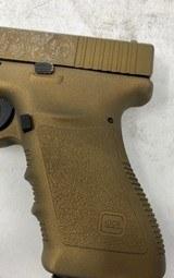 Glock 21 G21 Gen 3 .45 Auto .45 ACP Burnt Bronze cerakote - excellent cond. - 6 of 18