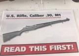 Winchester M1 Garand Cert. w/ MR 2 TR 3+ RG Field - 25 of 25