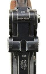 DWM 1914 Military 1918 9mm Luger 4