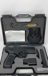 Canik TP9SA 9mm w/ holster and two 18 rd. magazines HG3277-N