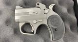 BOND ARMS Roughneck Derringer357/38 35738