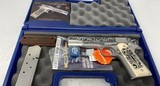 Colt 1911 Government 45 ACP TALO One of 400 Lisa Tomlin Limited Edition 45