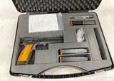 CZ 75 Tactical Sport Orange 9mm 91764