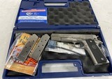Colt 1911 .45 ACP Government Model brushed stainless
