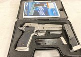 Sig Sauer P226 S .40 S&W Stainless 12+1 Sport 226