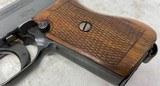 Mauser Semi Auto Pocket Pistol 6.35 25 ACP - Excellent - 5 of 15
