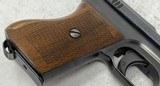 Mauser Semi Auto Pocket Pistol 6.35 25 ACP - Excellent - 12 of 15
