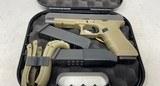 Glock 34 G34 G4 Gen 4 ODG 9mm PG3437103 17rd 5.3