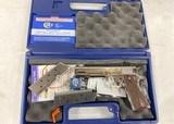 Colt Custom Government Model Chromed Stainless .45 ACP