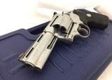 "Colt Anaconda 45 Colt 4"" 1 of 250 Anaconda SS - 2 of 7"
