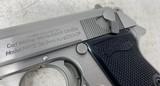 Walther | Interarms PPK/S .380 ACP 3.3