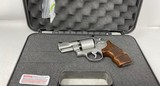 Smith & Wesson 627 627-5 Performance Center .357 Mag 2.6