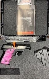 Sig Sauer 238 Pink Pearl 380 ACP 238-380-BSS-ESP - 1 of 3