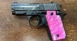 Sig Sauer 238 Pink Pearl 380 ACP 238-380-BSS-ESP - 3 of 3