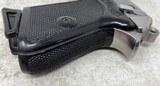 Walther   Interarms PPK/S .380 ACP 3.3