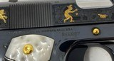 Colt TALO Aztec Jaguar Azul Select O2991Z 1 of 20 #7 38Super POLISHED BLUE - 14 of 17