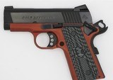 Colt O7800XE-AR 7800XE .45 ACP 1 of 400 Red defend - 1 of 2