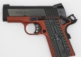 Colt O7800XE-AR 7800XE .45 ACP 1 of 400 Red defend - 2 of 2