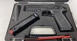 CZ USA CZ P-09 Duty P09 9mm Luger 4.5