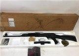 """Polytech Legend AK-47/S 7.62x39 20"""" Milled 4 digit"""