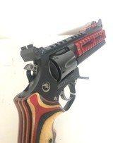 KORTH NIGHTHAWK CUST. SUPERSPORT RED 9mm/357 RARE - 9 of 9