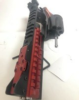 KORTH NIGHTHAWK CUST. SUPERSPORT RED 9mm/357 RARE - 6 of 9