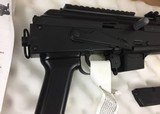 Century Arms Draco NAK-9 9mm NAK9 NAK-9 HG3736-N