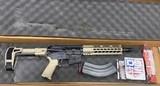 Diamondback Firearms Diamondback DB15 7.62x39 FDE DB15P47FDE10M