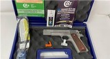 Colt 1911 Classic Goverment 38 Super NM O1911C-SS38