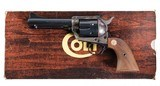 Colt 3rd Gen New Frontier SAA .44-40 4.75