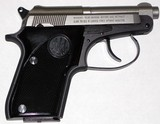 Beretta 21 Bobcat 22LR JS21001 1523