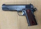 Colt Hawk 1911 Nighthawk 45 ACP1658 - 2 of 8