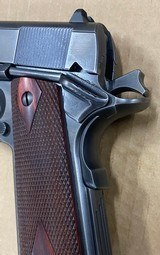 Colt Hawk 1911 Nighthawk 45 ACP1658 - 6 of 8