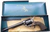 Colt 44 SPL SAA Single action army 7.5