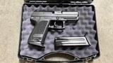 Heckler & Koch USP Compact 9mm 13rd Night Sights - new! 1684