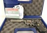 Colt King Cobra 357 Mag Bright Stainless 6