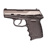 SCCY CPX-1TT Stainless W/Safety 1728