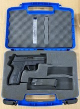 Police Trade Sig Sauer 229 Double Action Only 40 S&W E29R-40-BSS-DAK-G 1667