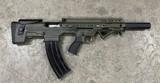 Like New Panzer Bullpup AR12 OD Green 12 Ga Shotgun 10 Round 1800