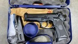 Beretta 92 Compact 9mm - used excellent condition! Possibly unfired! 1817